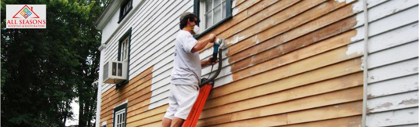Top 4 Benefits of Repainting Your Home's Exterior